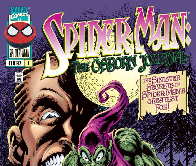 SPIDER-MAN: THE OSBORN JOURNAL 1 #1