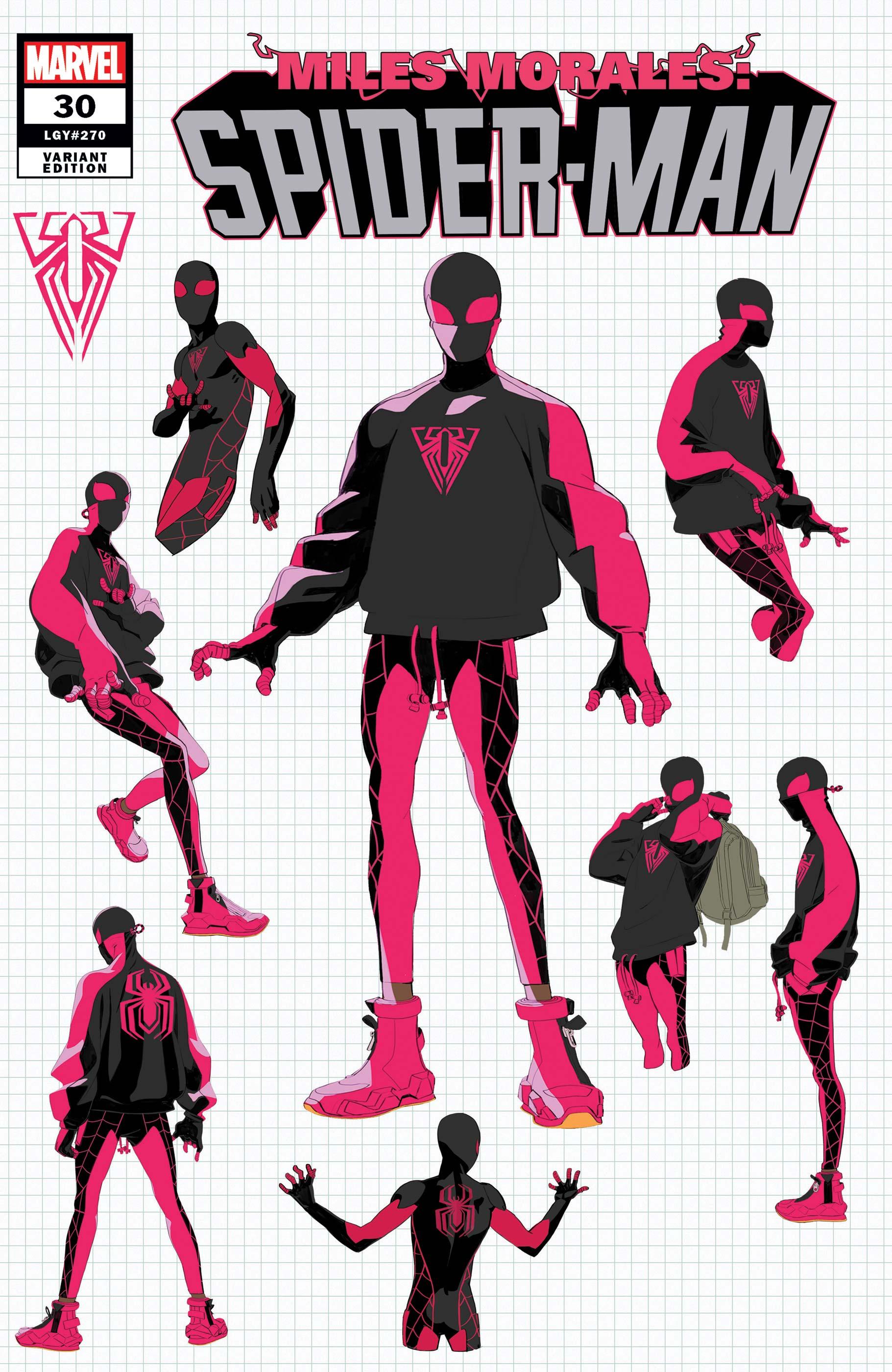 Miles Morales: Spider-Man (2018) #3 (Variant)