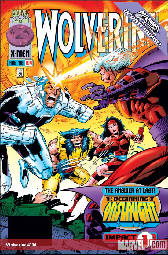 Wolverine (1988) #104