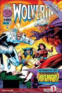 Wolverine #104