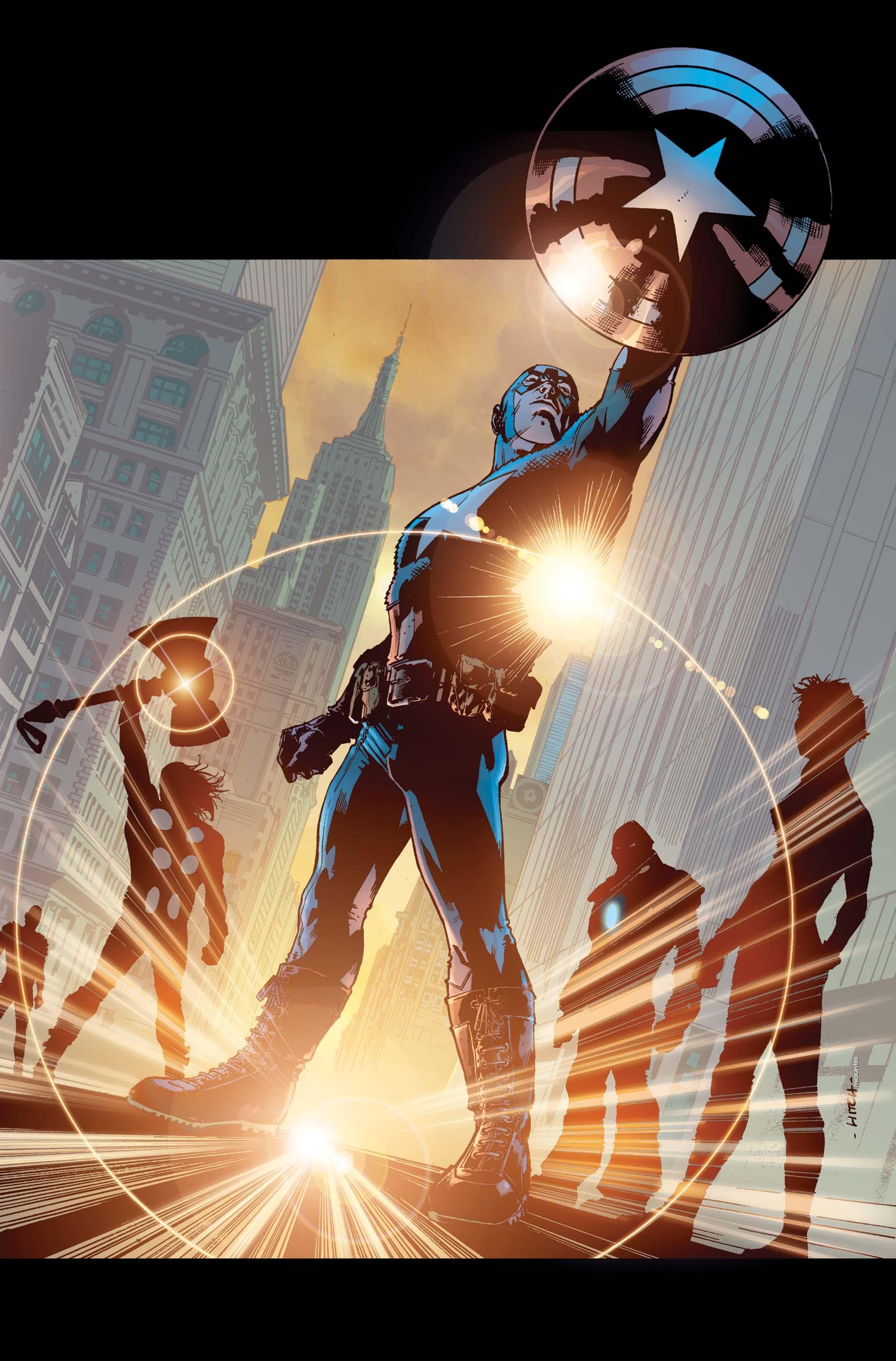 Ultimates MGC (2011) #1
