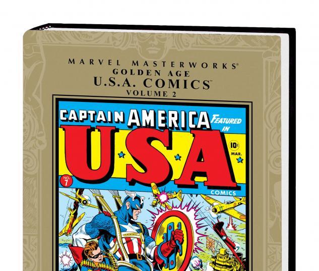 Marvel Masterworks: Golden Age Marvel Comics Vol. 6 #1