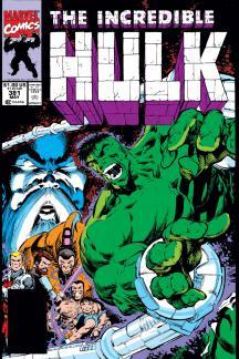 Incredible Hulk (1962) #381