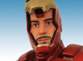 Diamond Select Toys Unveils Iron Man Figure