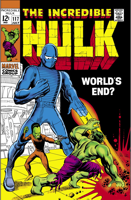 Incredible Hulk (1962) #117