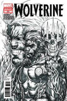 Wolverine (2010) #310 (Sketch Variant)