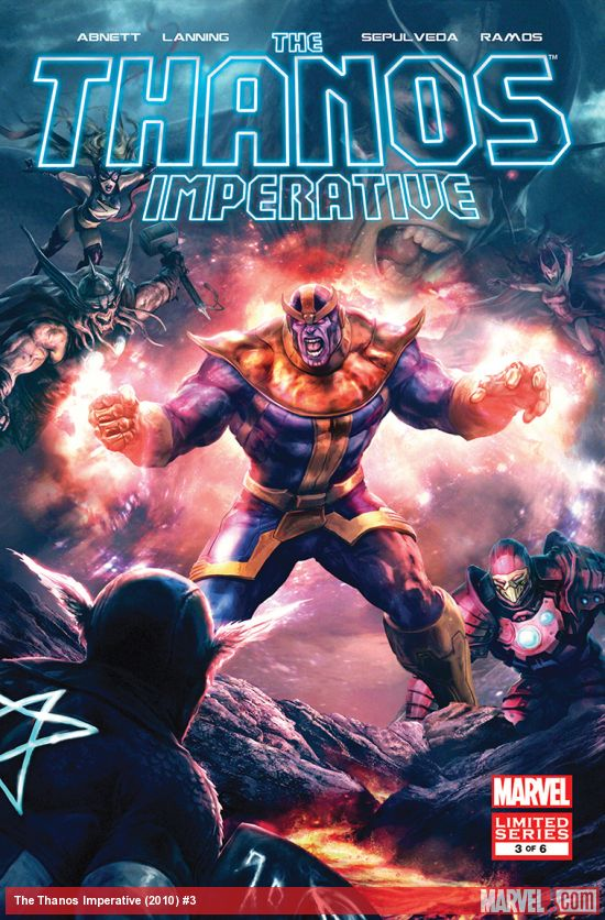 The Thanos Imperative (2010) #3