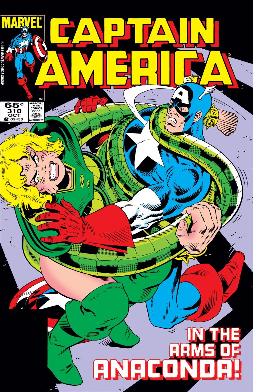 Captain America (1968) #310
