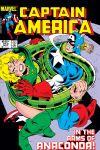Captain America (1968) #310 Cover