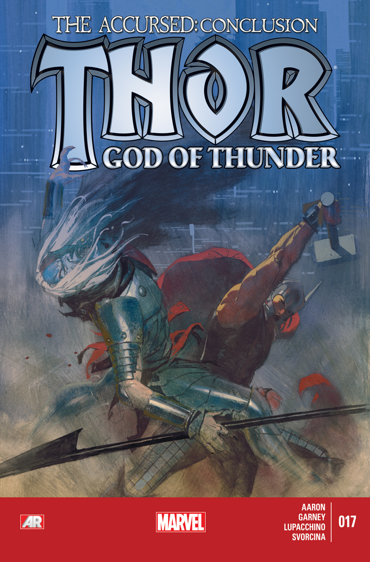 Thor: God of Thunder (2012) #17