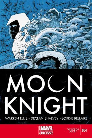 Moon Knight (2014) #4