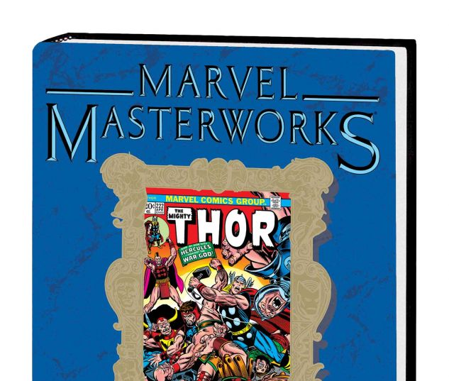 MARVEL MASTERWORKS: THE MIGHTY THOR VOL. 5 TPB VARIANT (DM ONLY)
