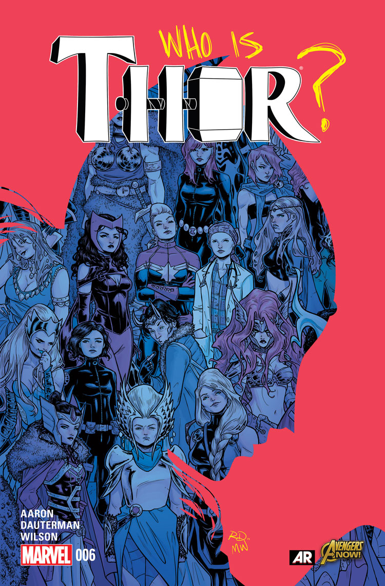 Thor (2014) #6
