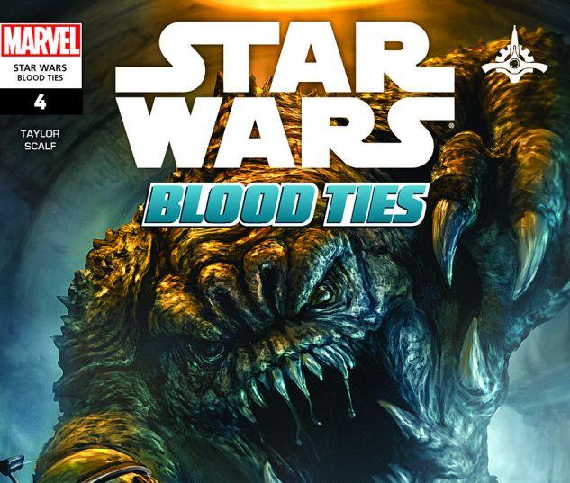 Star Wars: Blood Ties (2010) #4
