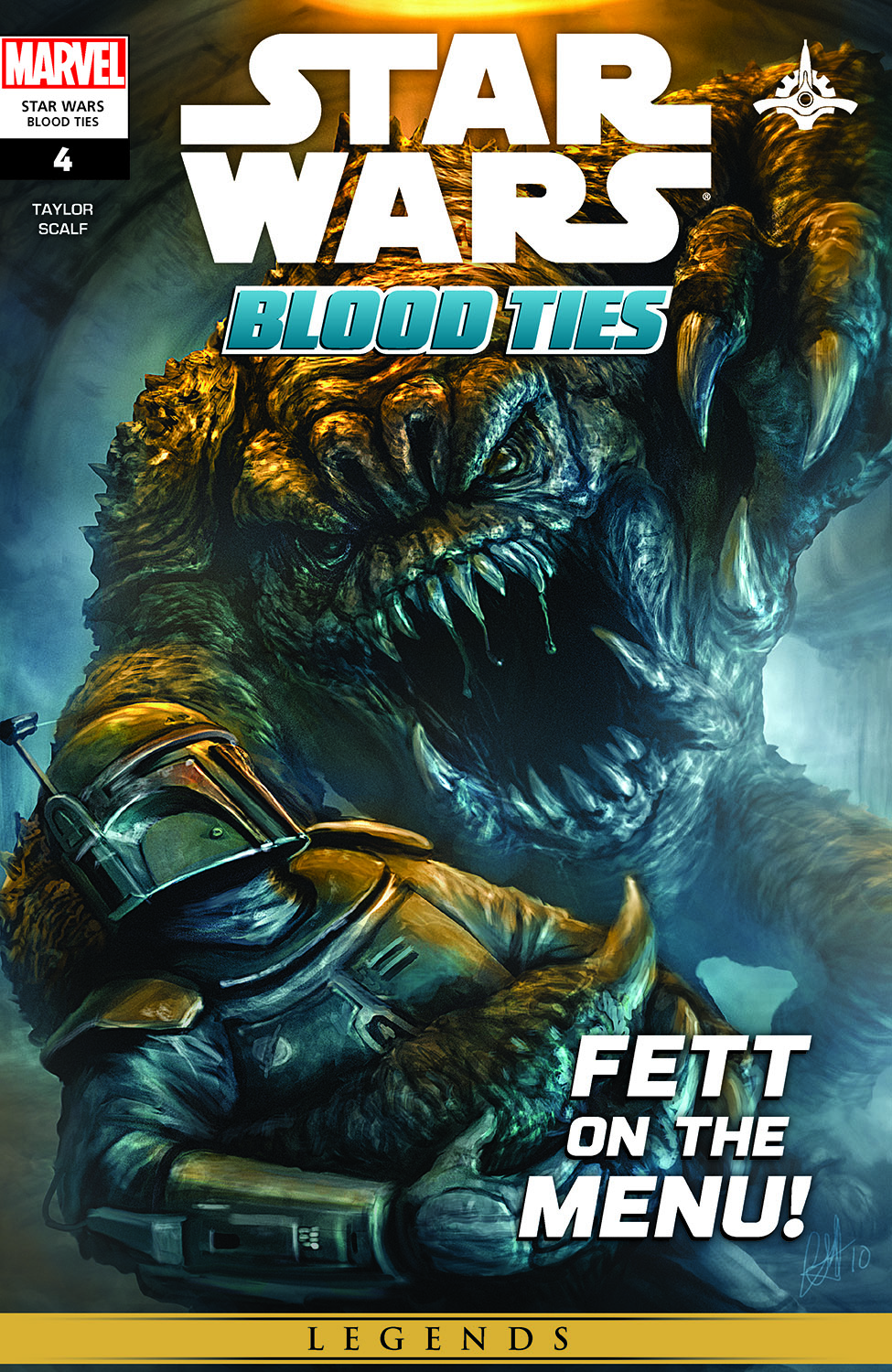 Star Wars: Blood Ties (2010) #4