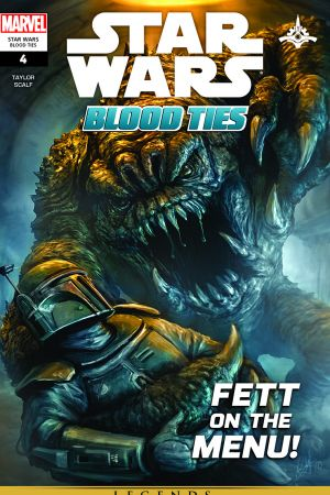 Star Wars: Blood Ties #4