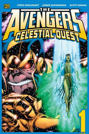 Avengers: Celestial Quest  #1