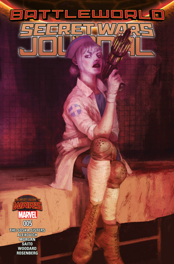 Secret Wars Journal (2015) #5