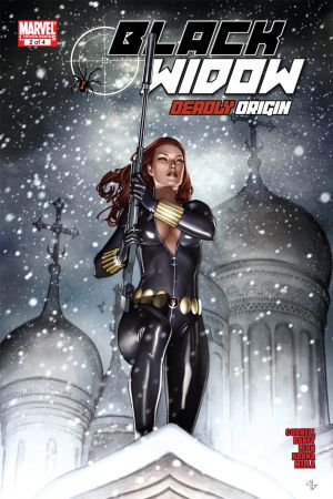 Black Widow: Deadly Origin (2009) #2