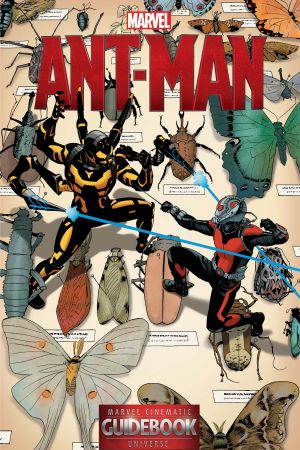 Guidebook to The Marvel Cinematic Universe - Marvel's Ant-Man (2016)