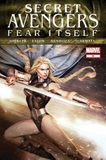 Secret Avengers (2010) #14