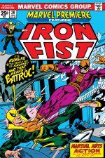 Marvel Premiere (1972) #20 cover