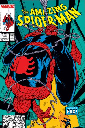 The Amazing Spider-Man #304