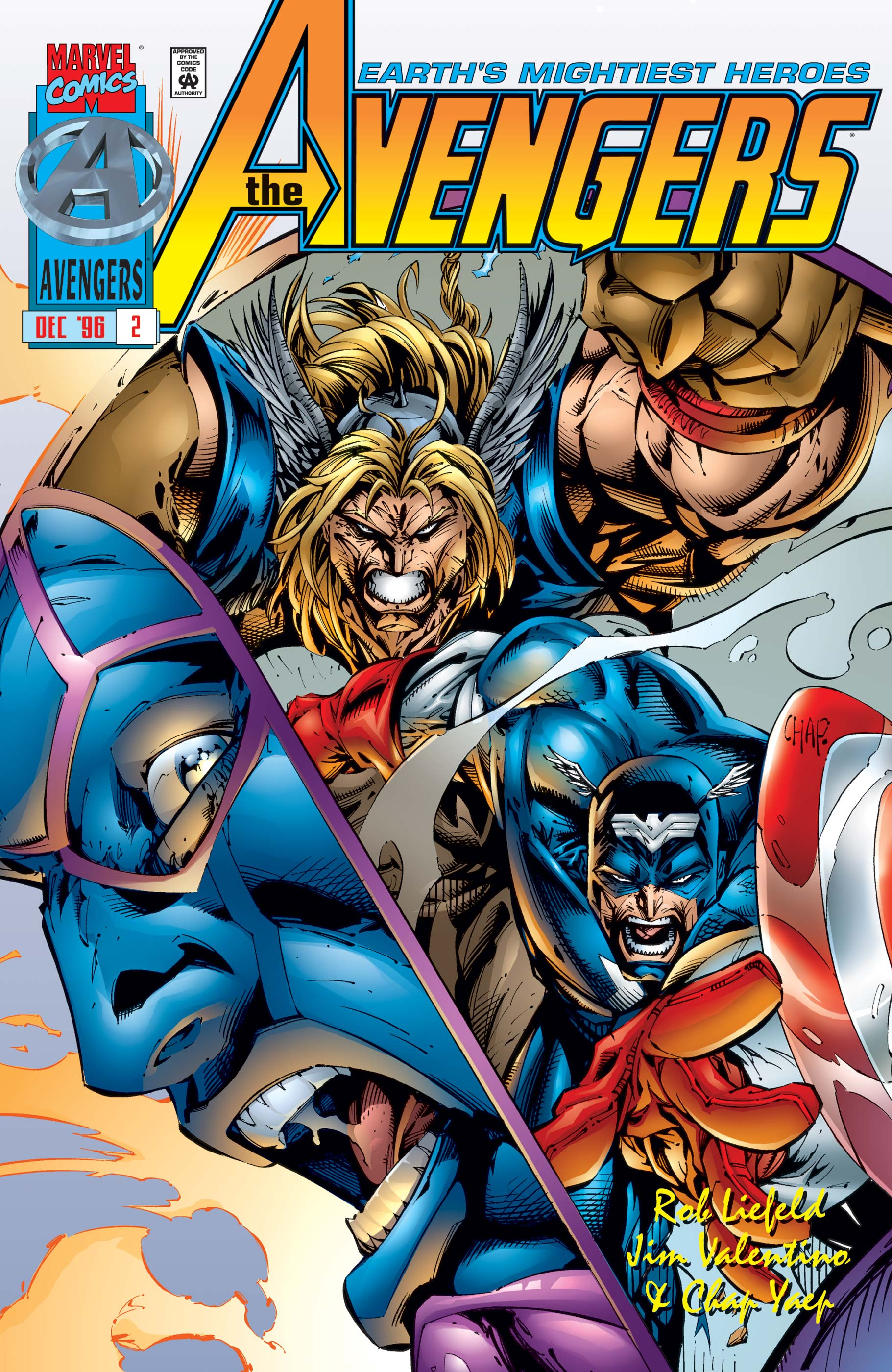 Avengers (1996) #2