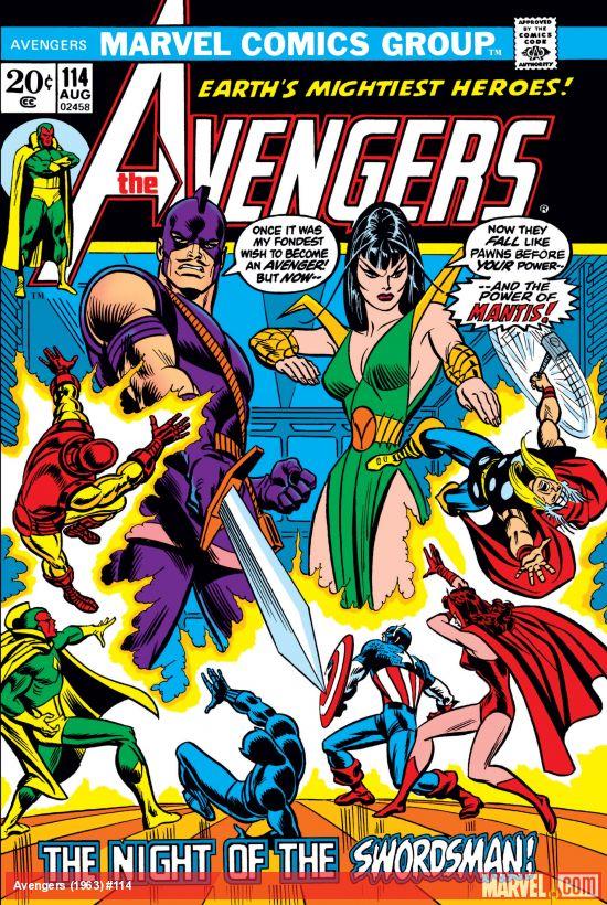 Avengers (1963) #114