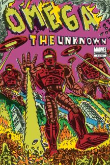 Omega: The Unknown (2007) #7
