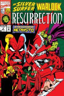 Silver Surfer/Warlock: Resurrection #3
