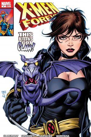 X-Men Forever (2009) #4