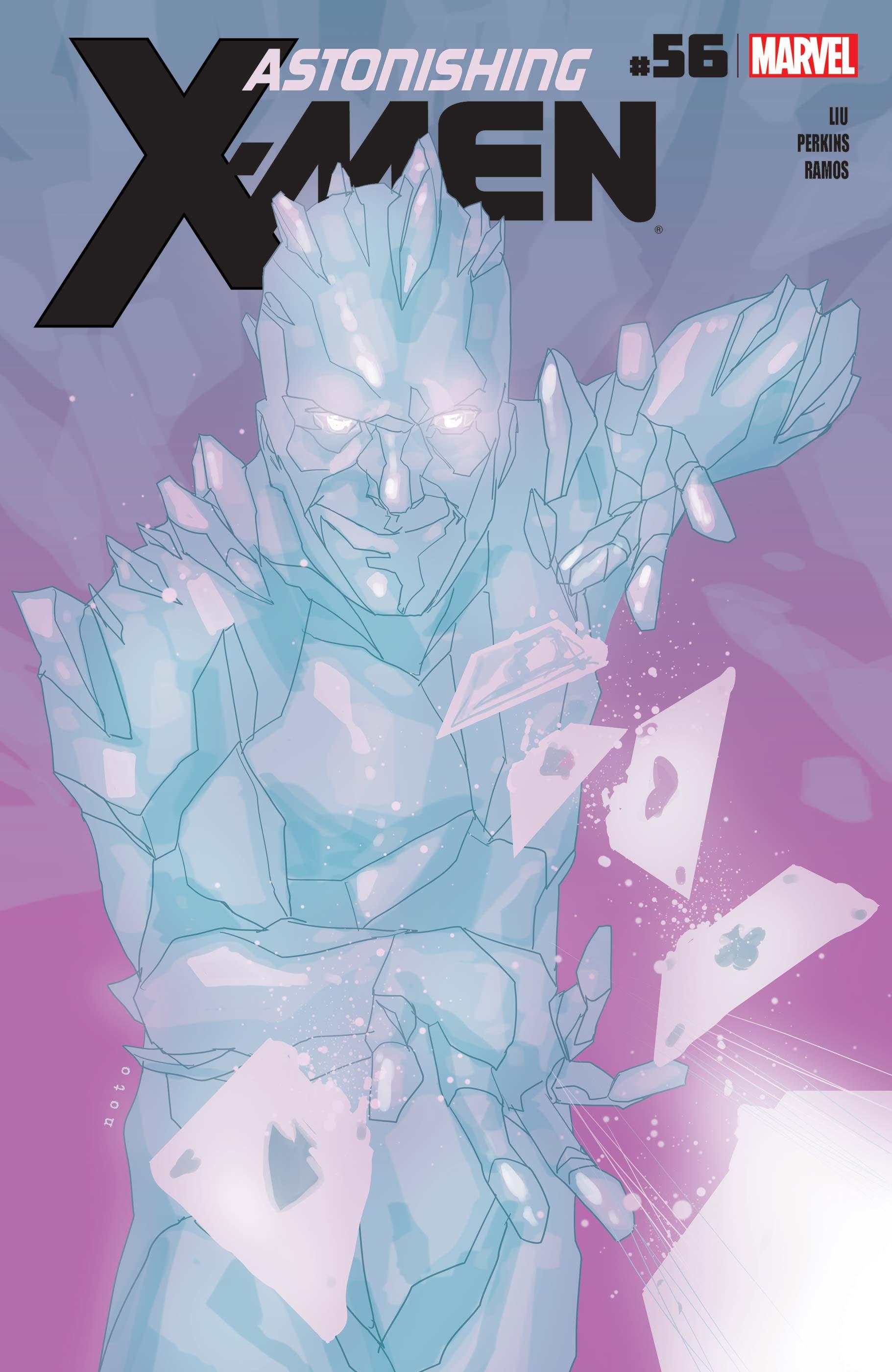 Astonishing X-Men (2004) #56