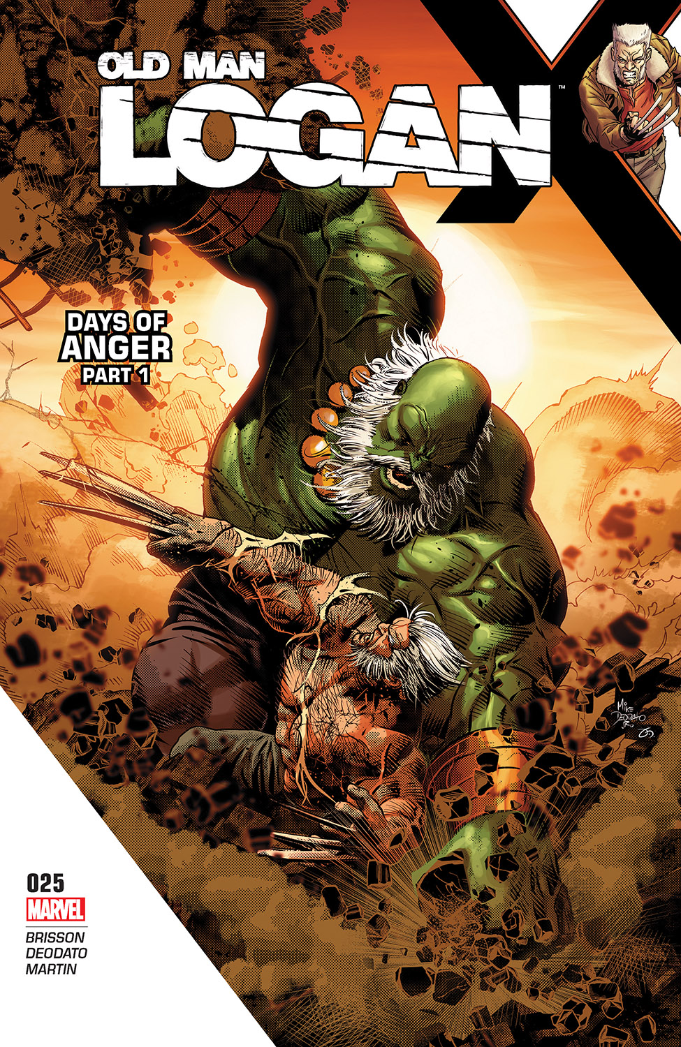 Old Man Logan (2016) #25