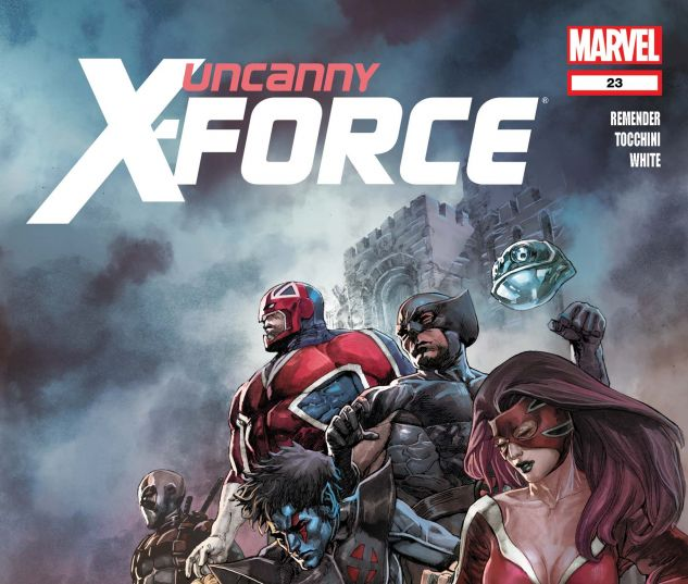 Uncanny X-Force (2010) #23