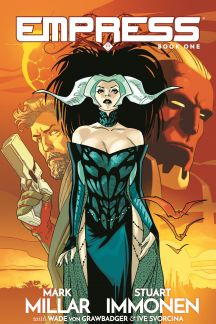 Empress Book One (Trade Paperback)