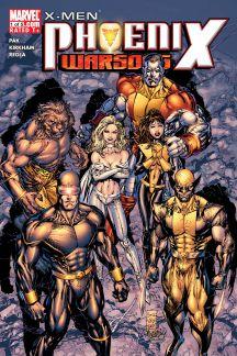 X-Men: Phoenix - Warsong #1