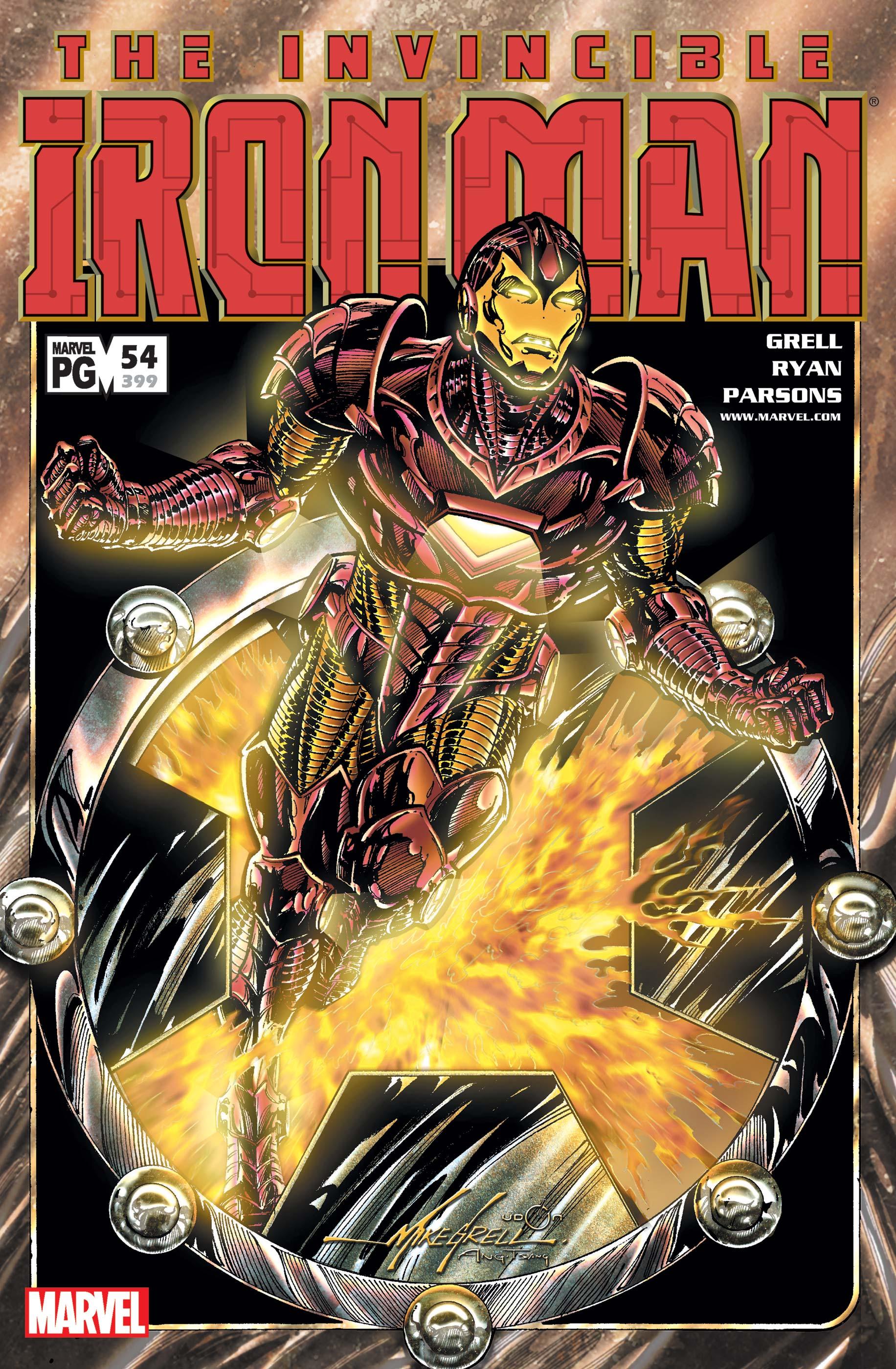 Iron Man (1998) #54