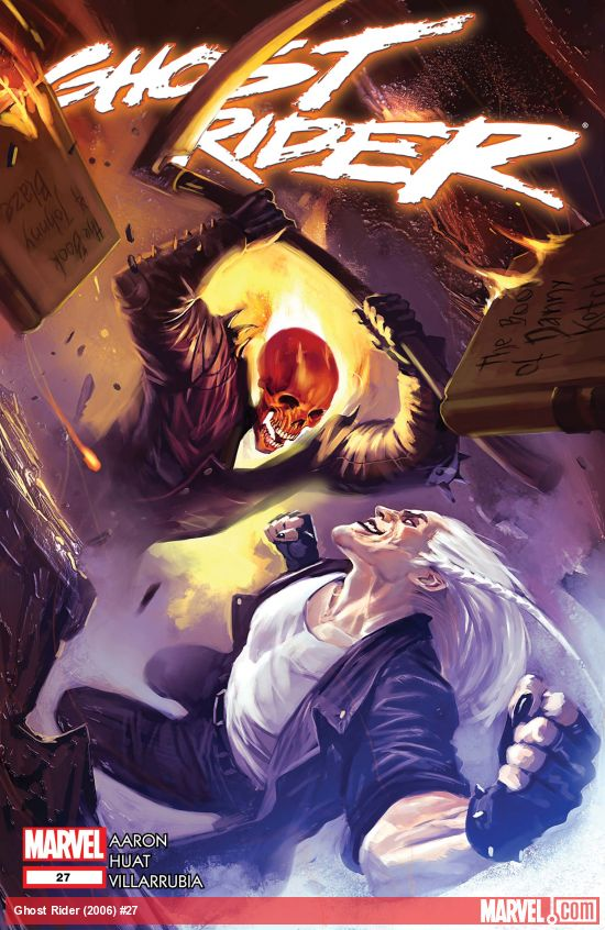 Ghost Rider (2006) #27