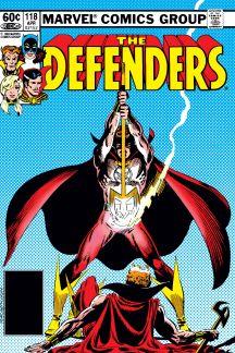 Defenders #118