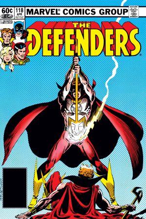 Defenders (1972) #118