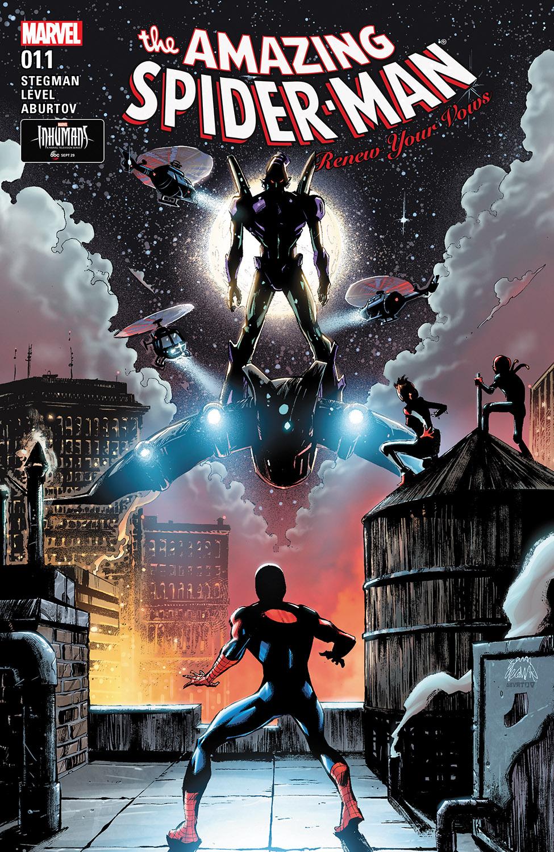 Amazing Spider-Man: Renew Your Vows (2016) #11