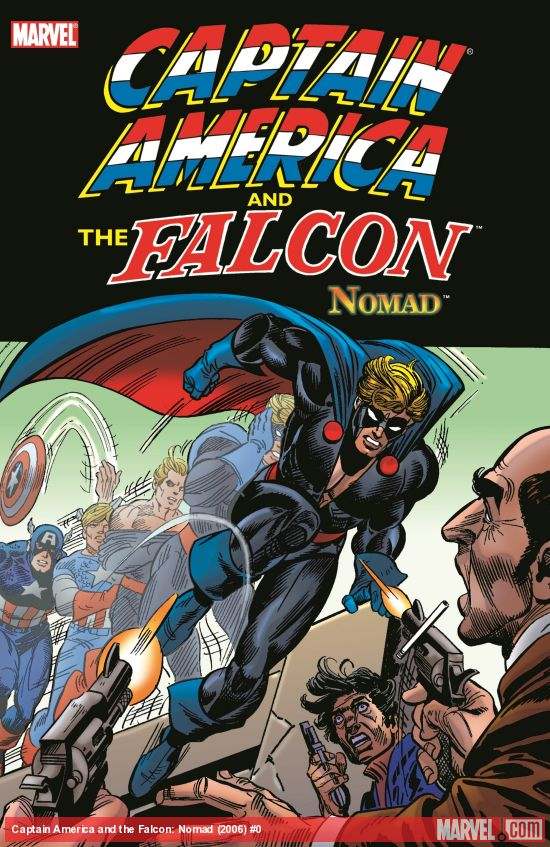 Captain America and the Falcon: Nomad (Trade Paperback)