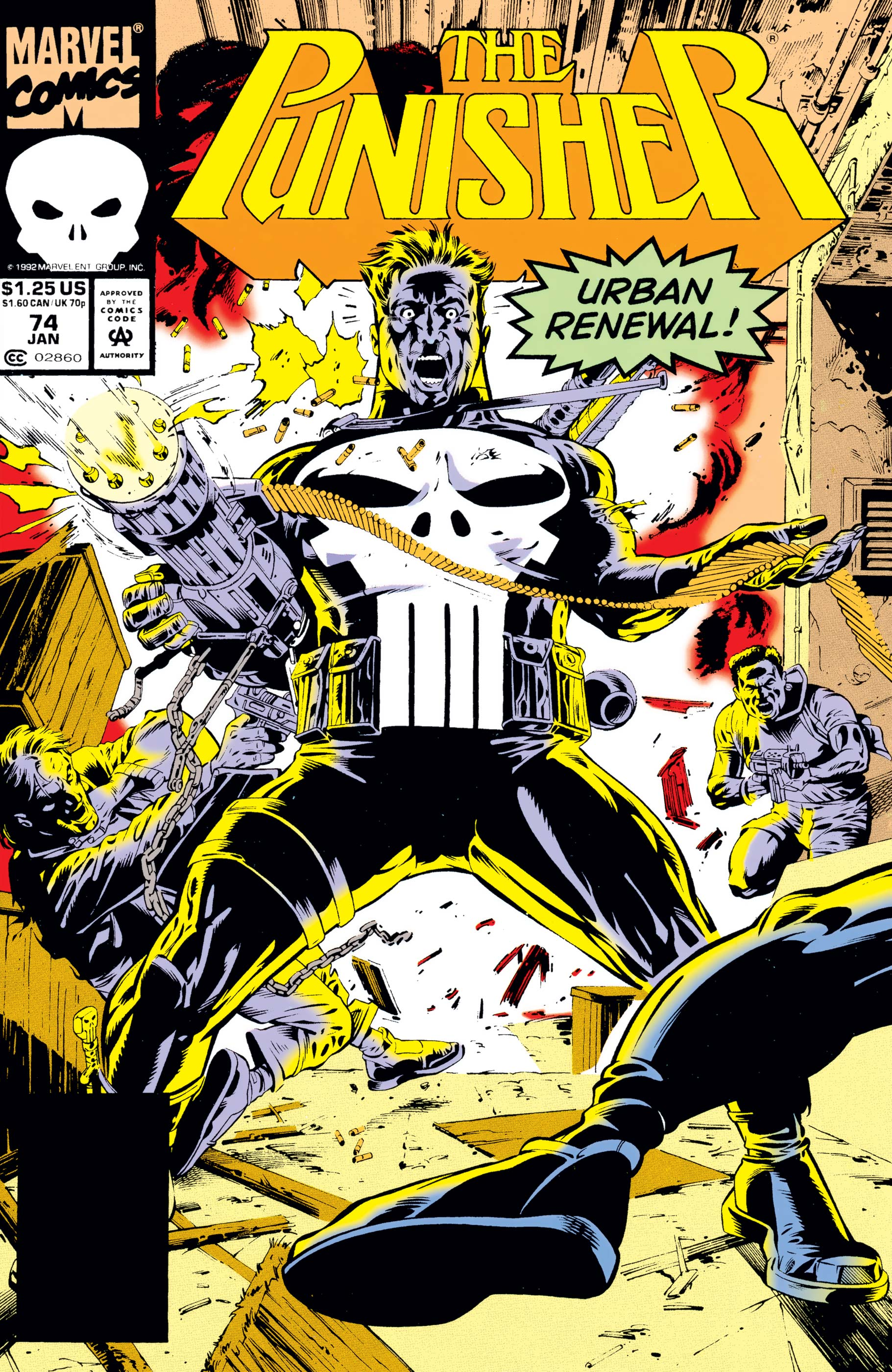 The Punisher (1987) #74