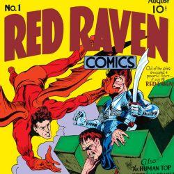 Red Raven Comics (1940 - Present)