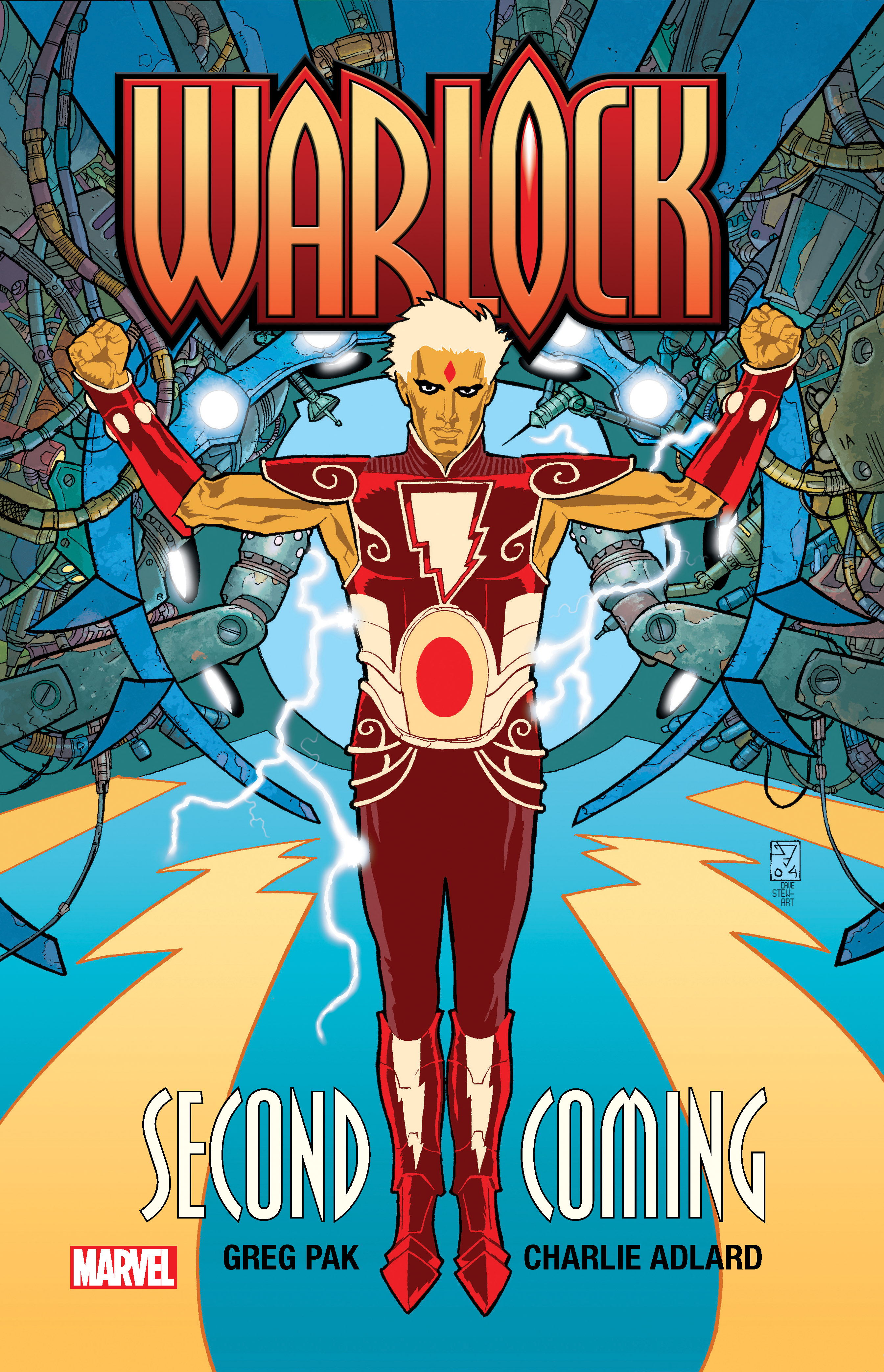Warlock: Second Coming (Trade Paperback)