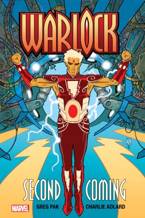 Warlock: Second Coming (Trade Paperback)