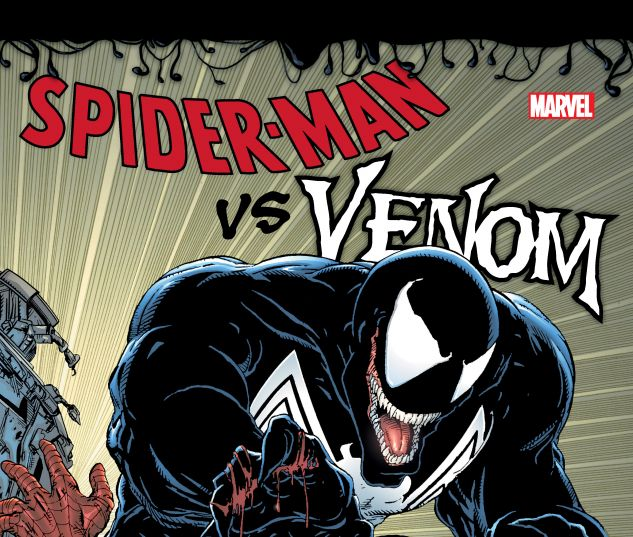 The Amazing Spiderman Vs Venom Comic iphone case