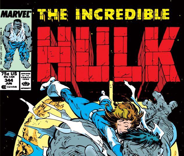 Incredible Hulk (1962) #344