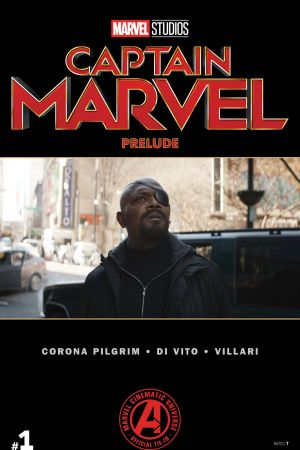 Marvel's Captain Marvel Prelude #1